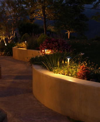 landscape lighting agoura hills