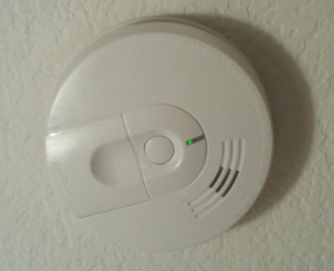 smoke detector carbon monoxide detector installations
